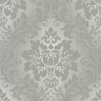 Grandeco Fabric Damask Wallpaper